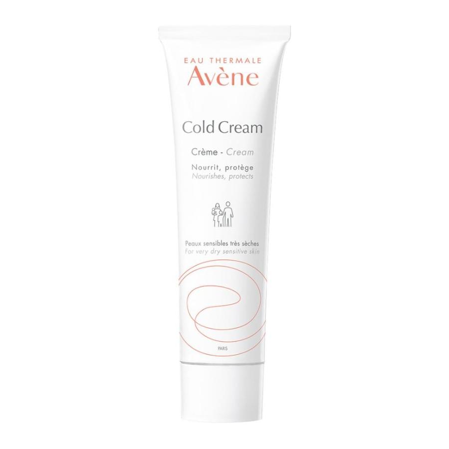 Avene  Cold Cream Crema Idratante Nutriente Pelli Sensibili 100 ml