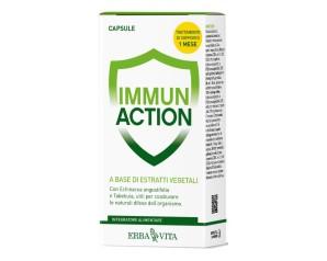 Erba Vita Group Immun Action Nuovo 60 Capsule