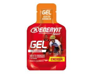 Enervit Sport Enervitene 1 Gel Pack 25 ml Gusto Arancia
