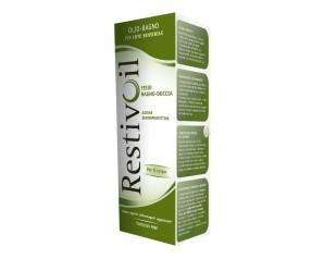 RestivOil  Corpo Fisio BagnoDoccia Nutritivo Protettivo Pelli Sensib 200 ml