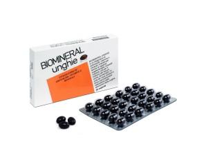 Biomineral  Unghie Integratore Alimentare Unghie Deboli 30 Perle