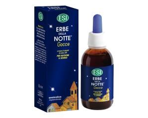 Esi  Sonno e Relax Erbe della Notte Integratore Analcolico Gocce 50 ml