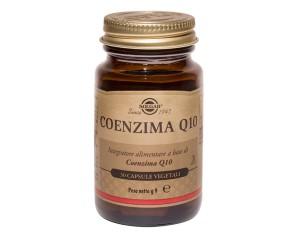 Solgar It. Multinutrient Coenzima Q10 30 Capsule
