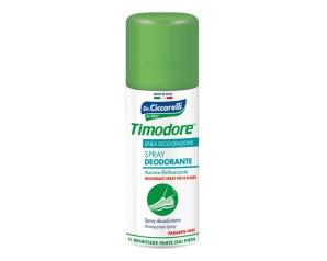 Timodore Deodorante Piedi Spray 150ml