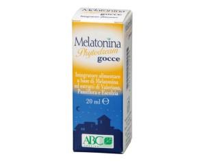 A.b.c. Trading Melatonina Phytodream Gocce 20 Ml