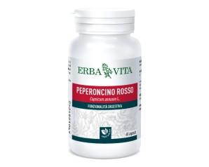 Erba Vita Linea Monoplanta Peperoncino Integratore Alimentare 60 Capsule