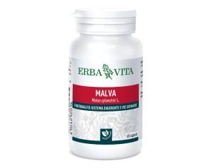 Erba Vita Capsule Monoplanta Malva Integratore Alimentare 60 Capsule