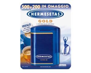 Bracco Hermesetas Gold Dolcificante 500+200 Compresse