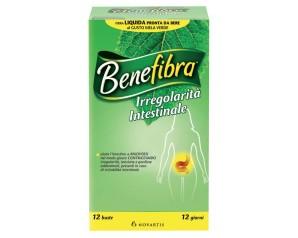 Benefibra Novafibra Soluzione Pronta 12 buste 60 ml