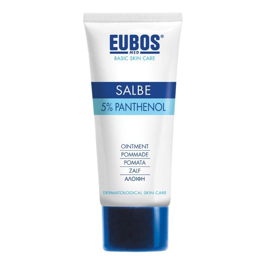 Morgan Pharma Eubos 5% Pantenolo Pomata Sensitive Rigenera e Protegge 75 ml