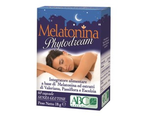 A.b.c. Trading Melatonina Phytodream 60 Capsule