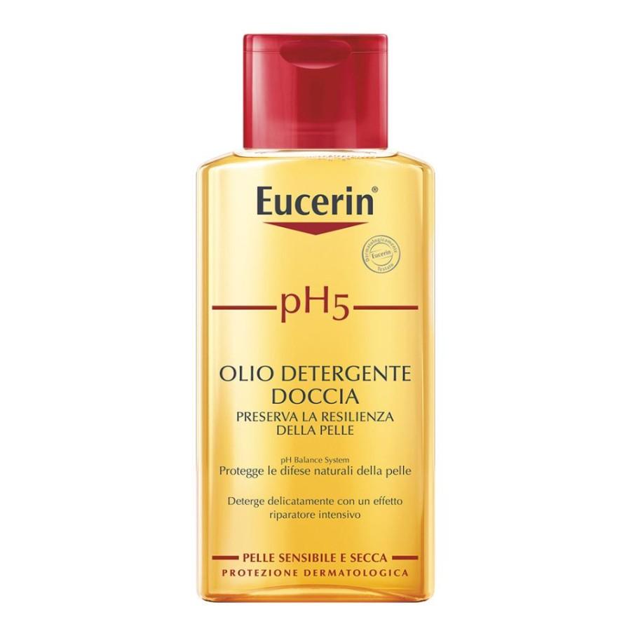 Eucerin pH5 Olio Detergente Doccia Delicato Pelle Sensibile 200 ml