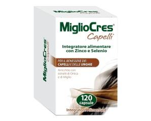 MiglioCres  Capelli Splendenti MiglioCres Capelli Anti-Caduta 120 Capsule