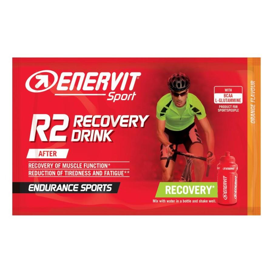 Enervit Sport R2 Sport Prodotto Energetico 1 Bustina Gusto Arancia