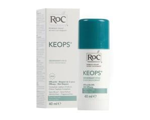 RoC  Deodoranti Keops Deodorante in Stick Senza Alcool 40 ml