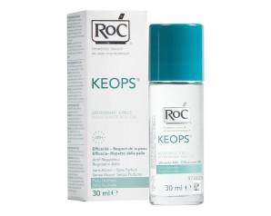 RoC  Deodoranti Keops Deodorante Roll-on Classic Senza Alcool 30 ml
