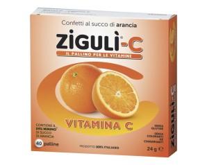 Falqui Ziguli C Arancia Caramelle 24 g