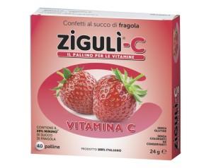 Falqui Ziguli C Fragola Caramelle 24 g