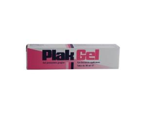 Polifarma  Igiene Dentale Plak Gel 0,20 con Beccuccio Applicatore 30 ml