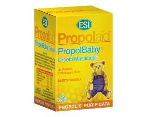 Esi  Protezione Inverno PropolAid PropolBaby Orsetti 80 Compresse Masticab