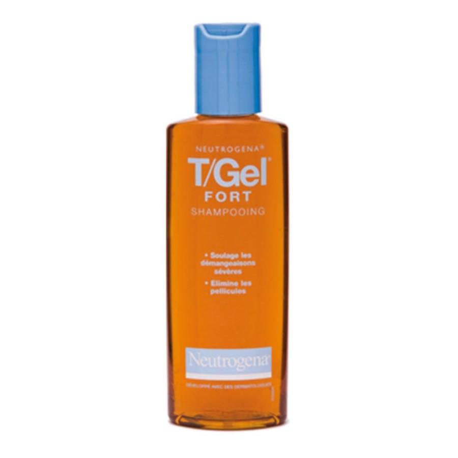 Neutrogena  Capelli T/Gel Total Shampoo Contro la Forfora e Prurito 125 ml