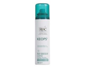 RoC  Deodoranti Keops Deodorante Spray Secco Senza Alcool 150 ml