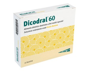 Dicofarm Dicodral 60 Integratore Alimentare 12 Buste