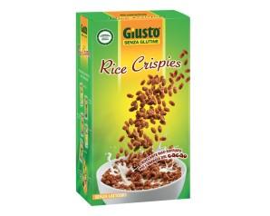 GIUSTO S/G RICE CRISPIES CACAO