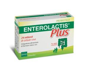 Sofar Enterolactis Plus Integratore Alimentare Fermenti 10 Buste