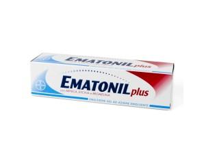 Bayer Ematonil Plus Gel Anti Dolorifico 50 ml