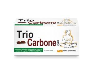 PoolPharma Triocarbone Plus Integratore 40 Compresse