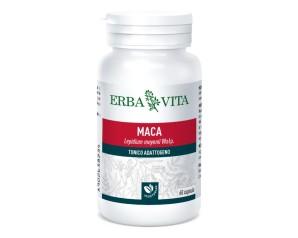 Erba Vita Capsule Monoplanta Maca Integratore Alimentare 60 Capsule