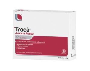 Troca' Arancia Rossa Integratore Alimentare 20 Bustine 6g