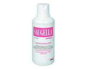 Saugella  Poligyn Rosa Dermoliquido Detergente Intimo Delicato 500 ml