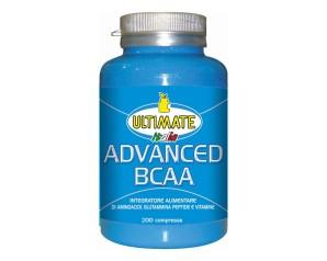 ADVANCED BCAA 200 Cpr 259g