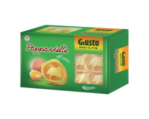 GIUSTO S/G Pasta Pappard.250g