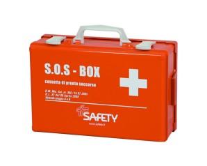 Safety Cassetta Medicale Gruppo A B
