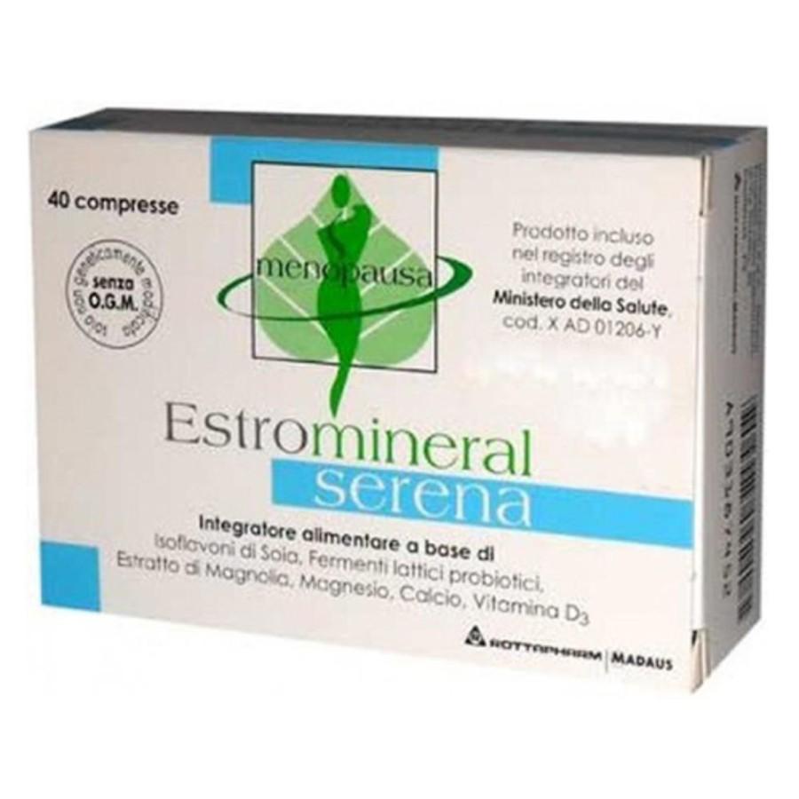 Estromineral Serena Integratore Alimentare 40 Compresse