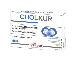 Gricar Chemical Cholkur 30 Capsule