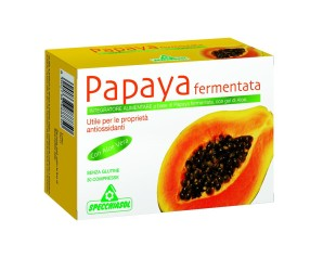 Specchiasol Papaya Fermentata Integratore Alimentare 30 Compresse