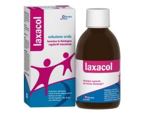 Valderma Laxacol Soluzione Orale 200 Ml