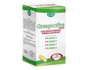 Esi  Controllo Colesterolo Trigliceridi OMEGACTIVE Integratore 120 Perle