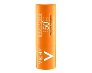 Vichy  Ideal Soleil SPF50+ Stick Solare Protettivo Zone Sensibili 9 g