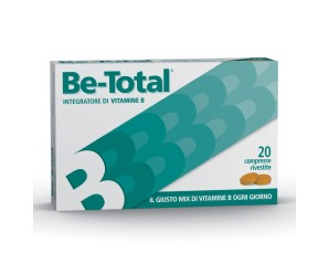 Pfizer Italia Div.consum.healt Be-total 20 Compresse Rivestite