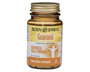Body Spring Integratore Alimentare Guaranà 50 Capsule