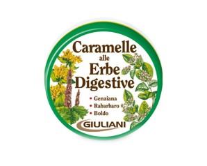 Giuliani  Digestione Sana Caramelle Digestive alle Erbe senza Zucchero 60 g