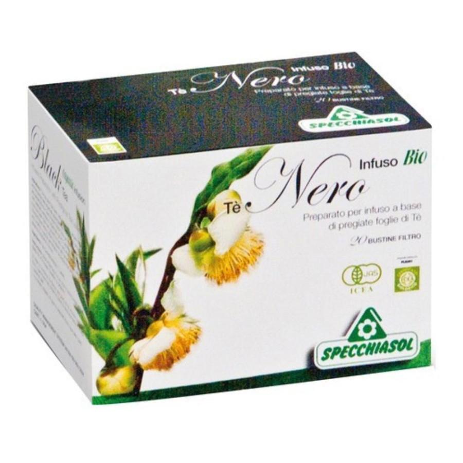 Specchiasol Infuso Tisana Tè Nero 20 filtri