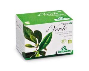 Specchiasol Tisana Bio Tè Verde 20 filtri