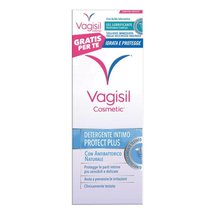 Combe Vagisil Cosmetic Detergente Intimo con Antibatterico Naturale 250 ml
