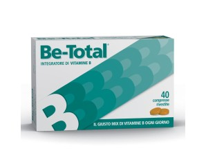 Betotal Plus Linea Adulti Integratore Vitamine B 40 Compresse